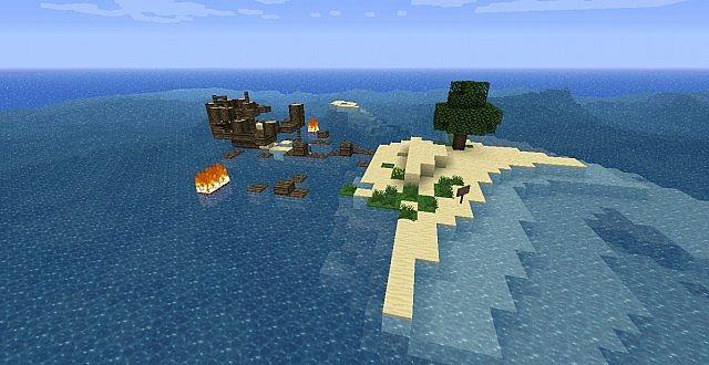Survival Island: Stranded Map Screenshots 5