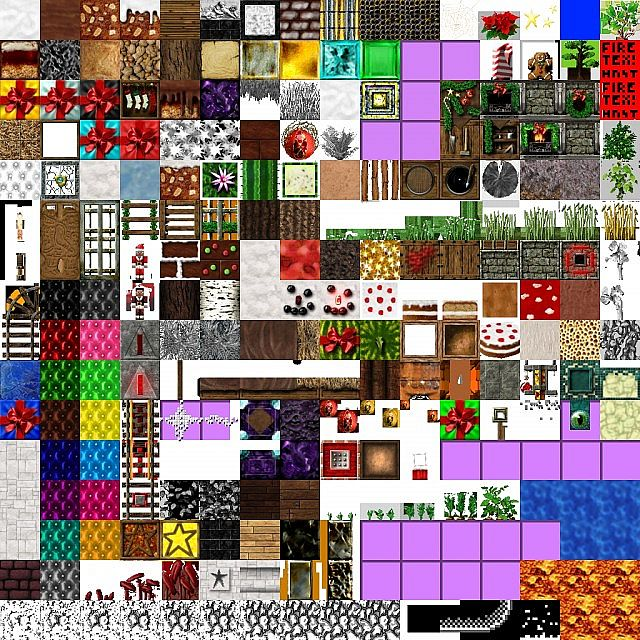 Minecraft HerrSommer Christmas Carol Texture Pack [1.4.6 ...
