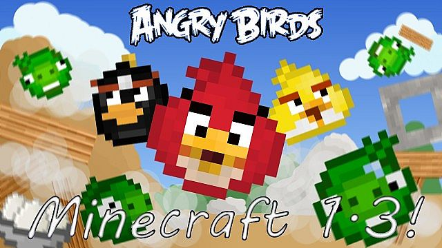 Angry Birds Texture Pack [1.3.2]