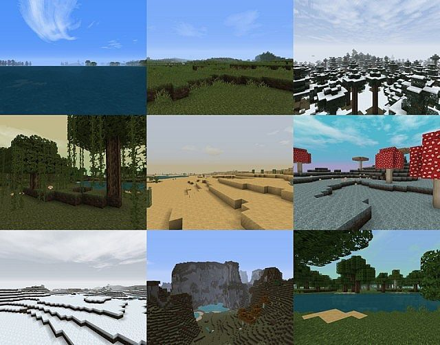 Minecraft Misa's Realistic Texture Pack [1.4.5]