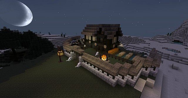OldenCraft Texture Pack [1.3.2]