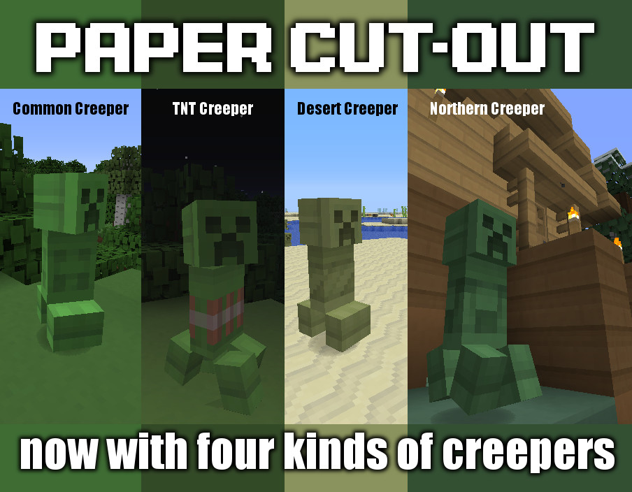 Img 9minecraft net texturepack1 paper cut out texture pack 2