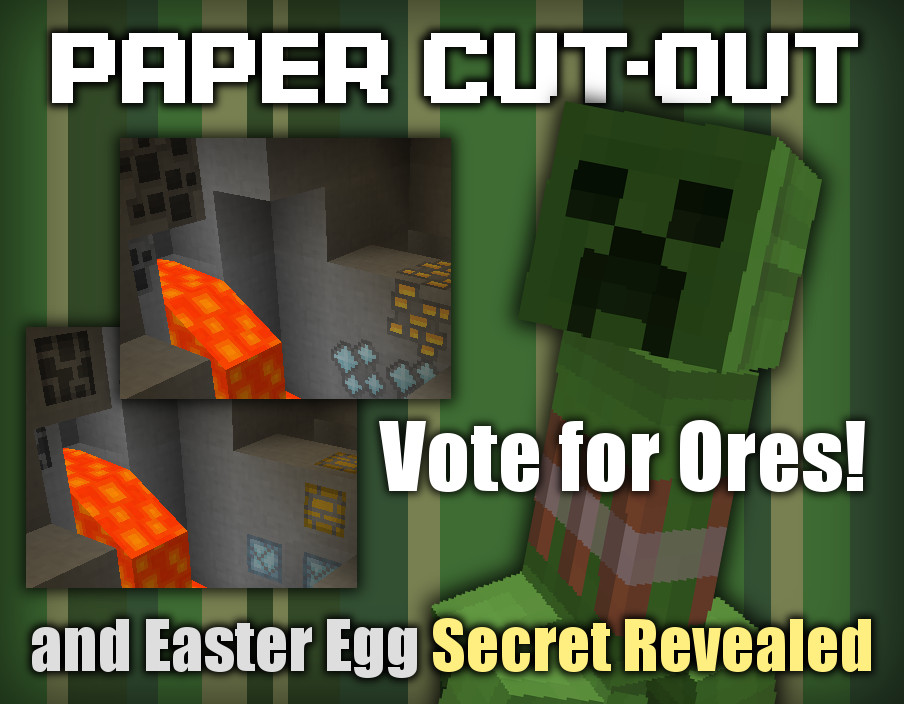 Paper Cut-Out Texture Pack [1.4]