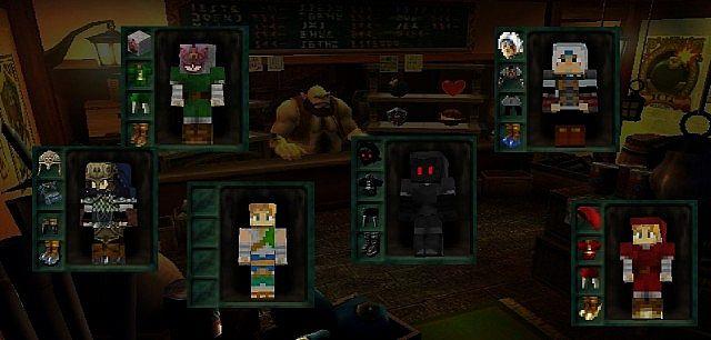 Legend of Zelda Craft Resource Pack - 9Minecraft Net