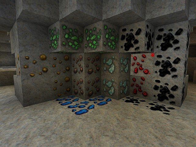 Minecraft Deiroon Texture Pack [1.4.2]