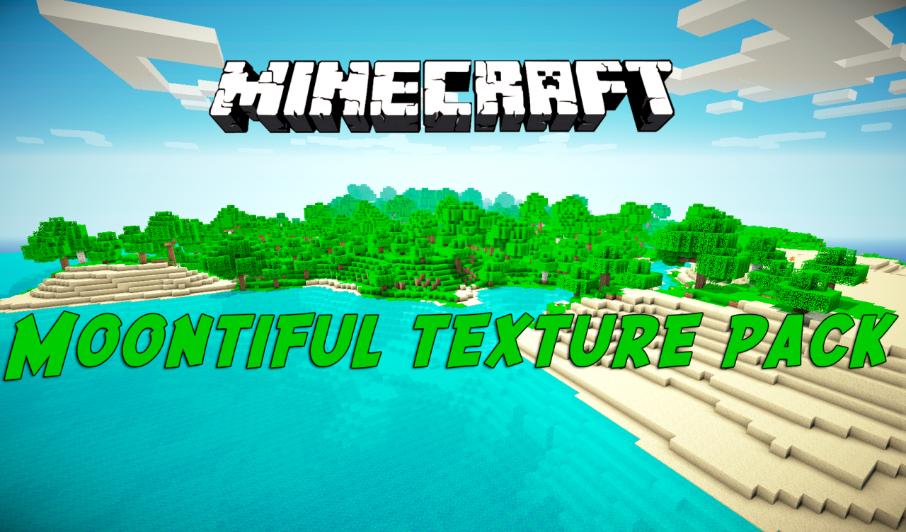 Minecraft Moontiful Texture Pack [1.4.2]