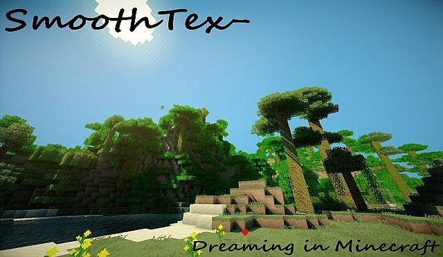 Smoothtex Texture Pack [1.4.2]